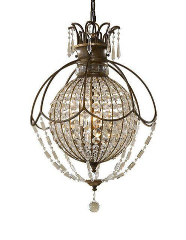 Feiss FE/BELLINI3 Bellini 3Lt Chandelier