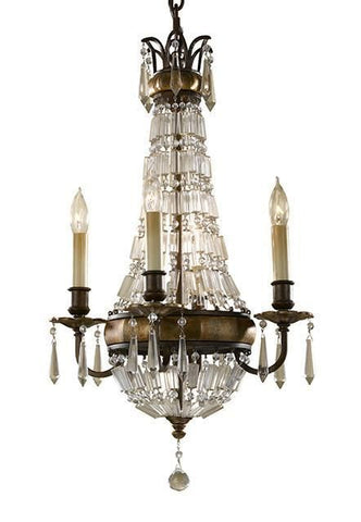 Feiss FE/BELLINI4 Bellini 4Lt Chandelier