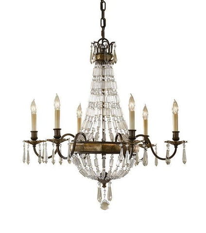 Feiss FE/BELLINI6 Bellini 6Lt Chandelier