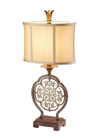 Feiss FE/MARCELLA/TL Marcella 1Lt Table Lamp