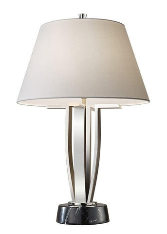 Feiss FE/SILVERSHORETL Silvershore 1Lt Table Lamp
