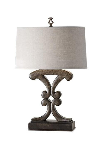 Feiss FE/WESTWOOD TL A Westwood/A 1Lt Table Lamp