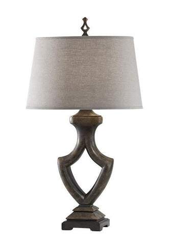 Feiss FE/WESTWOOD TL B Westwood/B 1Lt Table Lamp
