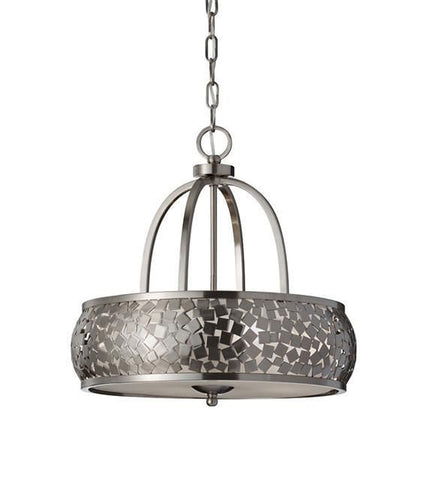 Feiss FE/ZARA4 Zara 4Lt Chandelier