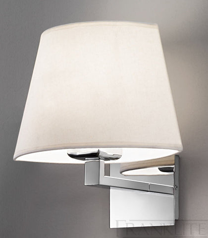 Franklite 1056 Cream Elliptical Shade
