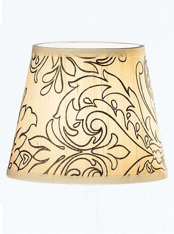 Franklite 1083 Cream Silk Candle Shade