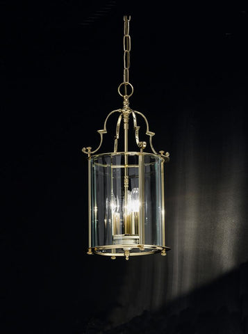 Franklite LA7009/3 Montagu 3 light Lantern