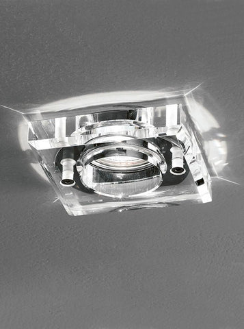Franklite RF265 LV 50W Crystal Downlight IP65