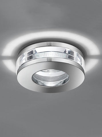 Franklite RF266 LV 50W Crystal Downlight IP65