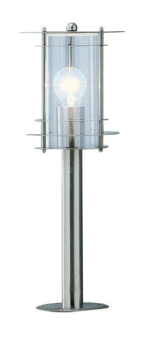 Globo Lighting 3153 Outdoor Lamp Base High-Grade Steel
