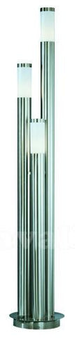 Globo Lighting 3159-3 Outdoor Lamp High-Grade Steel Base