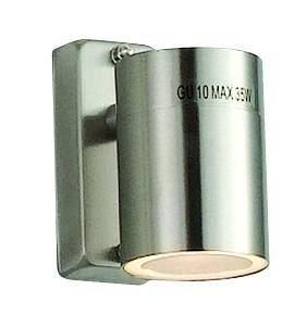 Globo Lighting 3201 Spotlight Stainless Steel 1 x 35w GU10 IP44