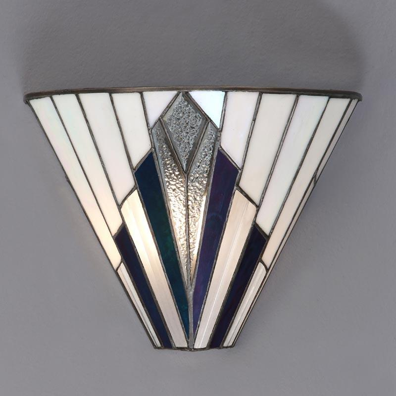 Interiors 1900 63940 Astoria Wall Light-Interiors 1900-DC Lighting Ltd