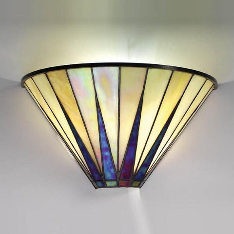 Interiors 1900 64046 Dark Star Wall Light