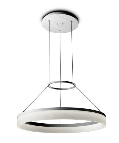 LEDS C4 GROK CIRC 00-0641-BW-M3 Pendant-LEDS C4-DC Lighting Ltd
