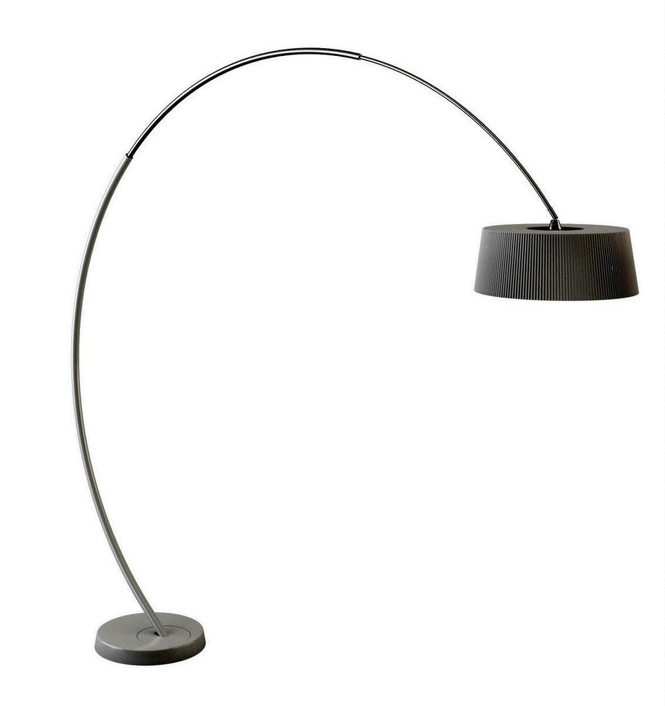 LEDS C4 GROK HOOP 25-0057-BW-M1 Floor Lamp-LEDS C4-DC Lighting Ltd