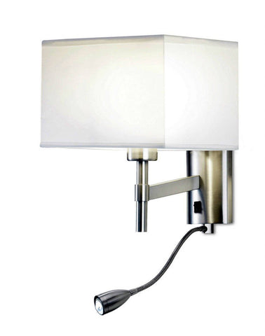 LEDS C4 LA CREU BRISTOL 05-2820-81-81 Wall Light
