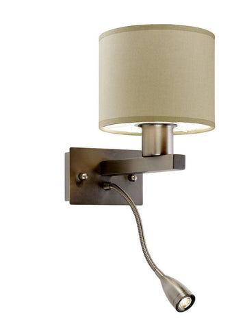 LEDS C4 LA CREU TORINO 05-4695-81-82 Wall Light