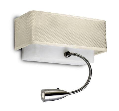 LEDS C4 LA CREU TYRA 05-4363-81-20 Wall Light