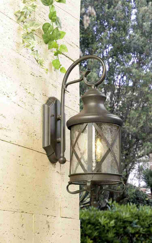 LEDS C4 OUTDOOR MORFEO 05-9175-18-AA Wall Light-LEDS C4-DC Lighting Ltd