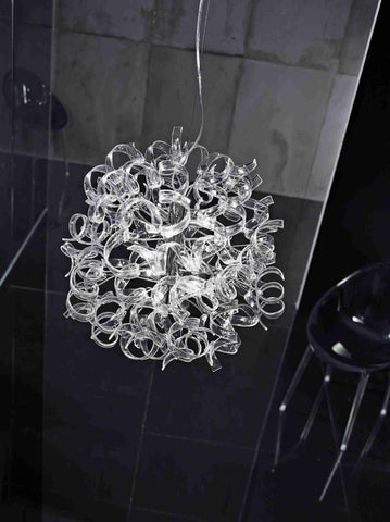 Metallux Astro 205.170-206.170 9-Light 65cm Ceiling Pendant Light