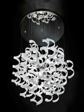 Metallux Astro 205.175-206.175 6-Light Ceiling Pendant Light
