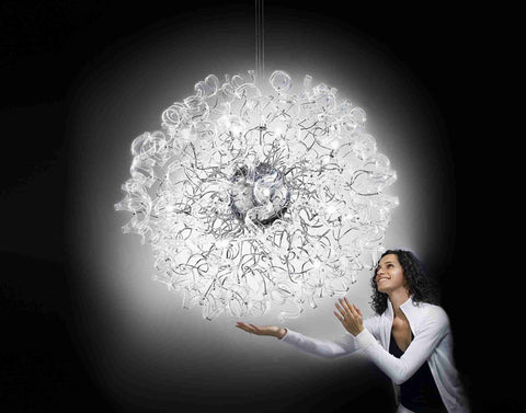 Metallux Astro 205.190-206.190 18-Light 115cm Ceiling Pendant Light
