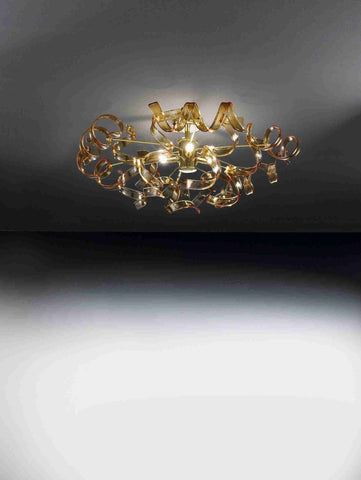Metallux Astro 205.340-206.340 3-Light Ceiling Flush