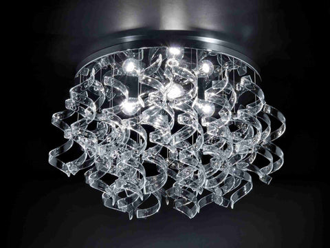 Metallux Astro 205.370-206.370 4-Light Ceiling Flush