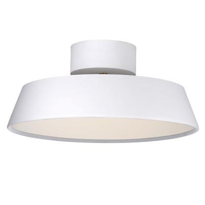 Nordlux Alba 77196001 White LED Ceiling Light
