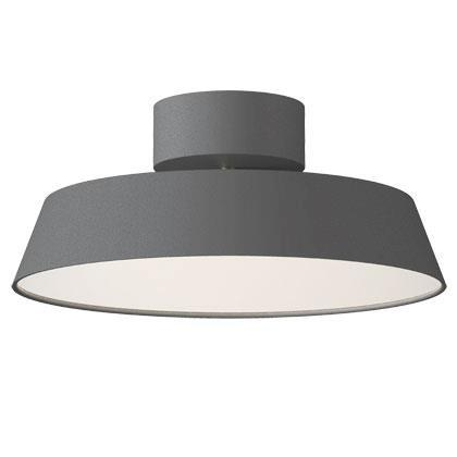 Nordlux Alba 77196010 Grey Ceiling Light