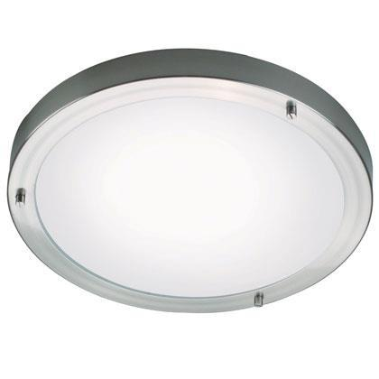 Nordlux Ancona Maxi LED 25246132 Brushed steel Ceiling Light