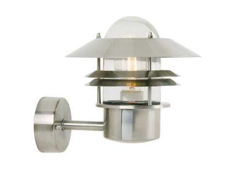 Nordlux Blokhus 25011034 Stainless steel Wall Light | Up