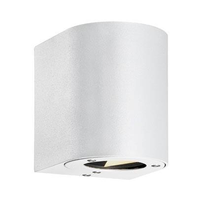 Nordlux Canto 77571001 White LED Wall Light