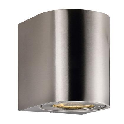 Nordlux Canto 77571034 Stainless Steel LED Wall Light