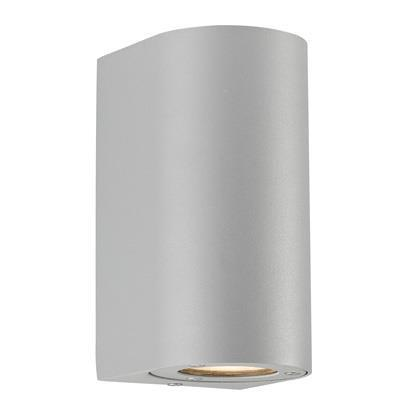 Nordlux Canto Maxi 77561010 Grey GU10 Wall Light