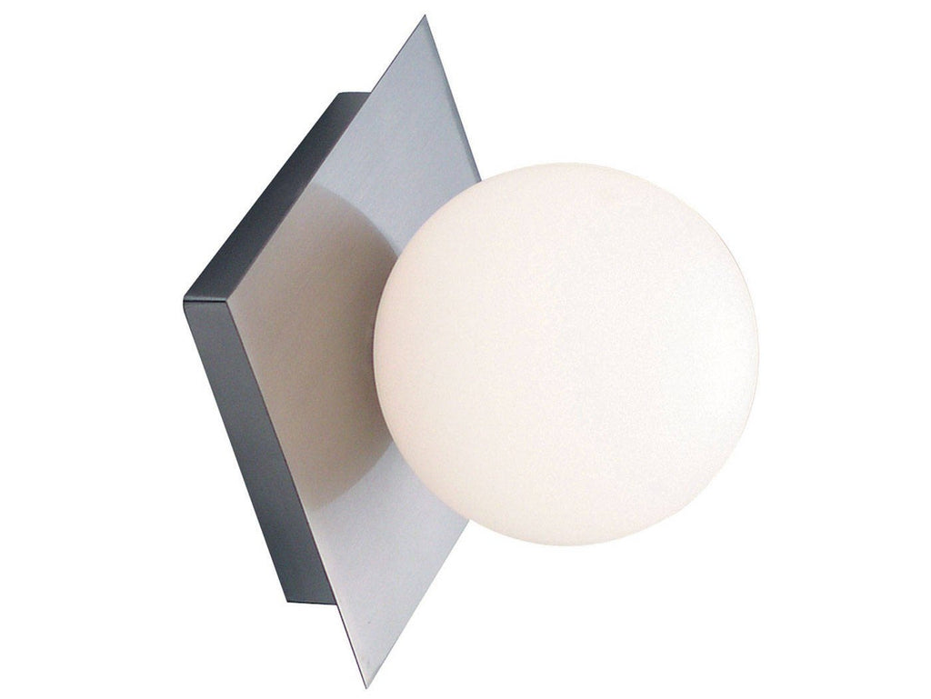 Nordlux Dressroom 17711132 Brushed steel Wall Light-DC Lighting Ltd