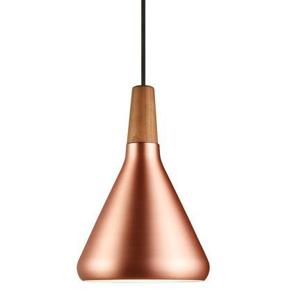 Nordlux Float Ø18 78203030 E27 Copper Pendant