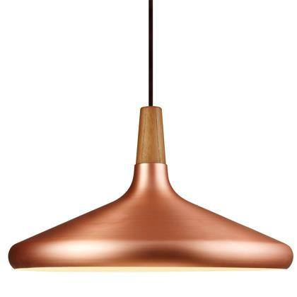 Nordlux Float Ø39 78223030 E27 Copper Pendant