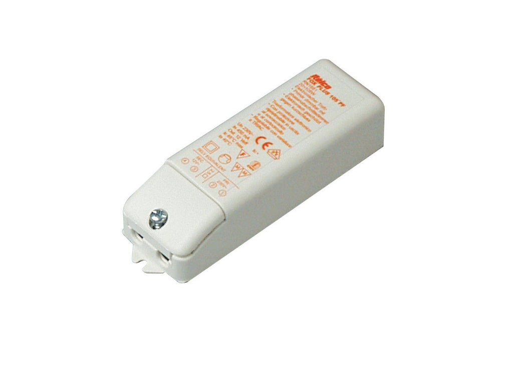 Nordlux Fox Trafo 20-105W 12351101 White Electronic Transformer-Nordlux-DC Lighting Ltd