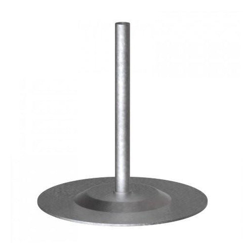 Nordlux Fuse 77509931 Galvanized Steel Base for Fuse Spear Lamp