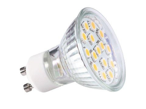 Nordlux Light source 1355070 White GU10 LED 3W