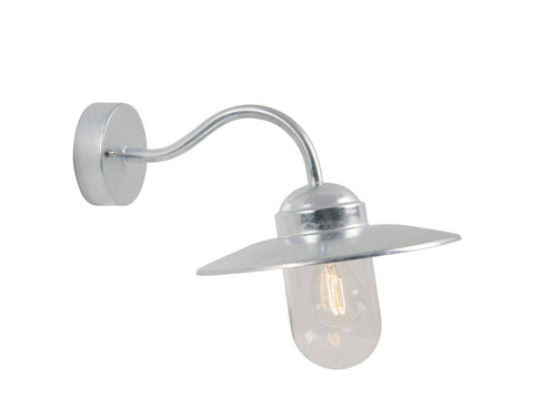 Nordlux Luxembourg 22671031 Galvanized Wall Light
