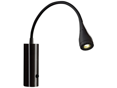 Nordlux Mento 75531003 Black Wall Light