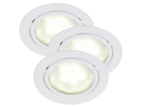 Nordlux Mercur 3-Kit LED 76930101 White Built-In