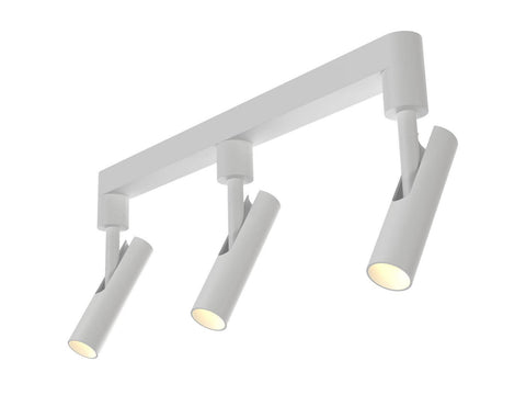 Nordlux MIB 3 76690001 White 3lt Bar Spotlight
