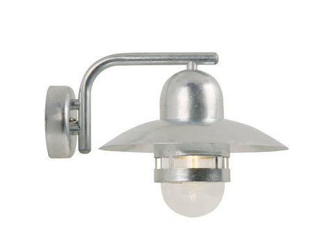 Nordlux Nibe 24981031 Galvanized Wall Light