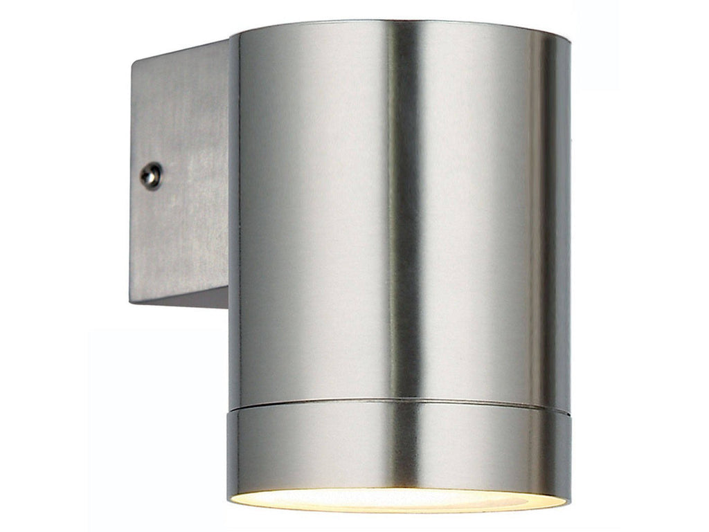 Nordlux Rome 21471134 Brushed steel Wall Light-DC Lighting Ltd