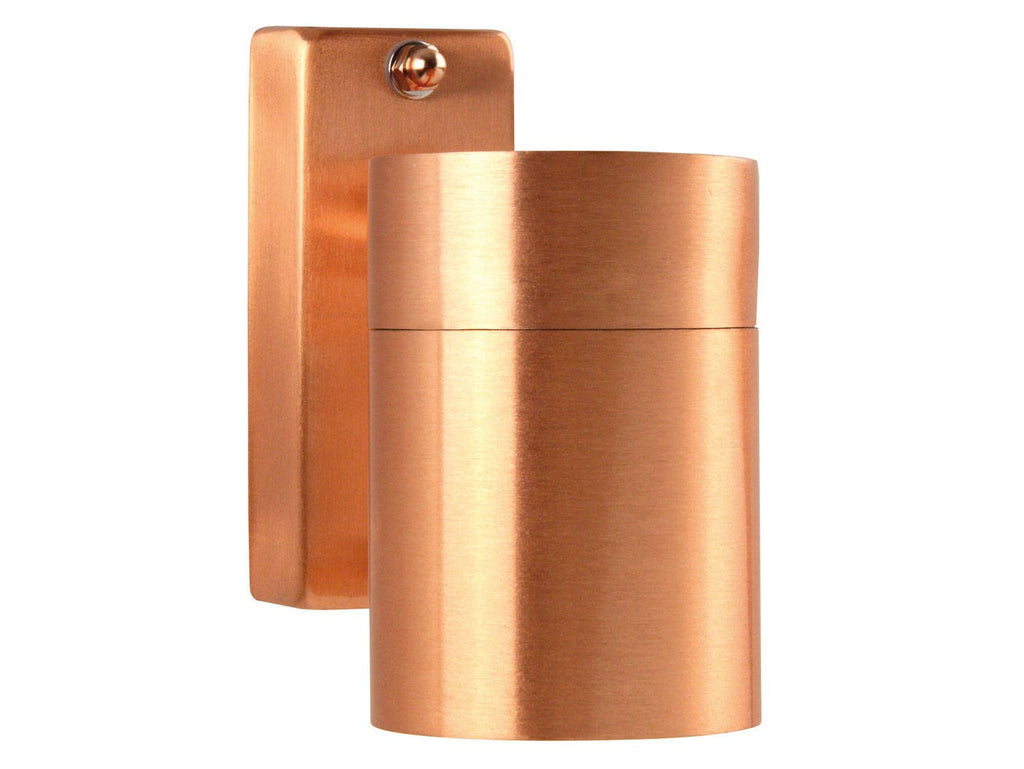 Nordlux Tin 4.5W LED 21261130L Copper Wall Light-DC Lighting Ltd