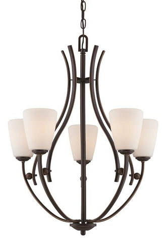 Quoizel QZ/CHANTILLY5 Chantilly 5Lt Chandelier